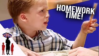 Learn How To Do Homework Properly - Supernanny US