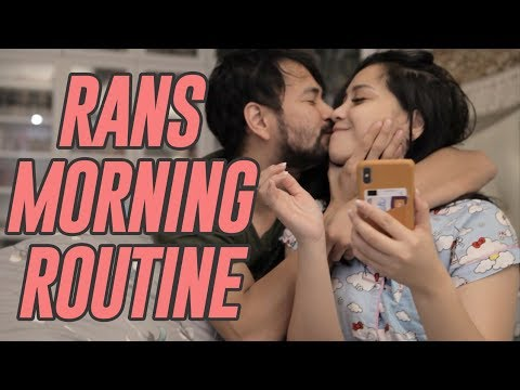 Xxx Mp4 Our Lovely Morning Routine RANSVLOG 3gp Sex