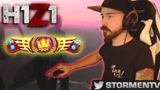 H1Z1 - #1 Ranked Player StormenTV (INSANE KILLS AND BEST MOMENTS) #1