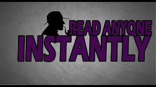 HOW TO READ ANYONE INSTANTLY | PSYCHOLOGICAL TRICKS