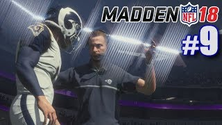 I BLAME MY COACH! | Madden 18 | Career Mode #9