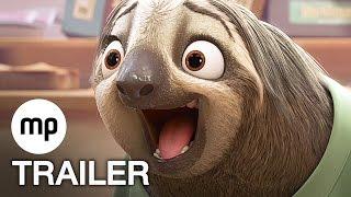 ZOOMANIA Trailer German Deutsch (2016) Disney