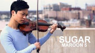 sugar  maroon 5  violin cover  daniel jang