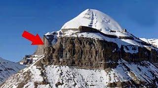 कैलाश पर्वत के अंदर एक छिपी हुई नगरी होने का संभावना, क्या यही स्वर्ग है? Mount Kailash Mystery
