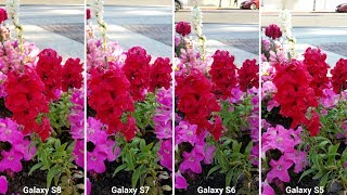 The Galaxy S8 camera has some problems