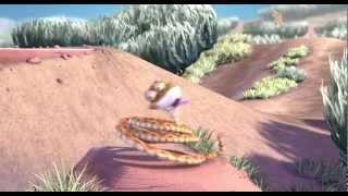 Boundin' Pixar, English full length