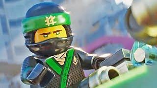 The Lego Ninjago Movie - all trailers (2017)