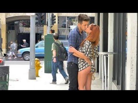Kissing Prank EXTREME OMG Hot Girls In Public PrankInvasion Media