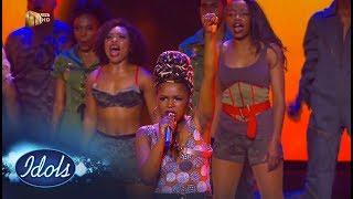 Top 7 Showstopper: Yanga -  'Not Yet Uhuru' – Idols SA   Mzansi Magic