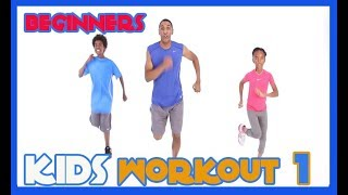 Kids workout video