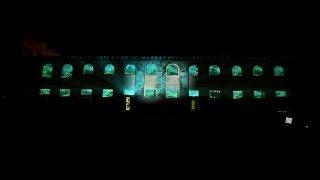 50 DIMITRIA -VIDEO MAPPING- PASSENGER TERMINAL OF THESSALONIKI