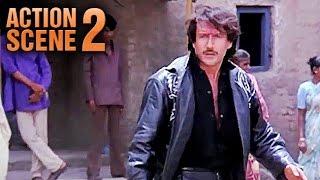 Jackie Shroff Iconic Fight | Teri Meherbaniyan | Jackie Shroff | Action Scene 2 of 6 | HD