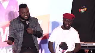 Alex Muhangi Comedy Store Nov 2018 - Madrat & Chiko (Rabadaba)