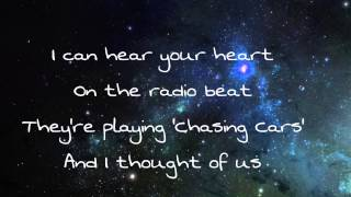 All Of The Stars  Ed Sheeran Lyrics