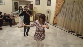 Saat samundar bollywood Mehndi easy dance