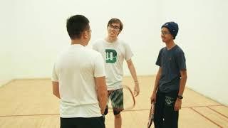 Club Sports Highlights: Racquetball