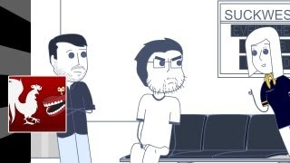 Rooster Teeth Animated Adventures - More Plane Stories