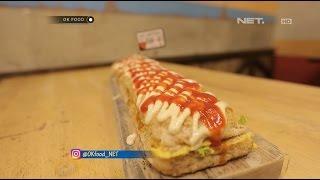 OK FOOD Episode 40 - Hungry John Sausage di Eat Happens (Part 2/3)