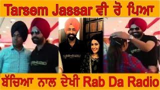 Tarsem Jassar with Fans | ਪਿਆਰ ਦੇਖ ਦੇ ਰੋ ਪਿਆ Jassar