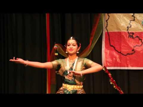 Kannada Rajyotsava 2015 @ Eindhoven dance by Bavya Makani