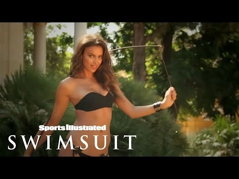 Irina Shayk Model Profile | Sports Illustrated Swimsuit