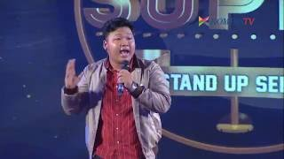 Rahmet: Pacaran di Jembatan (SUPER Stand Up Seru Spesial Palembang)