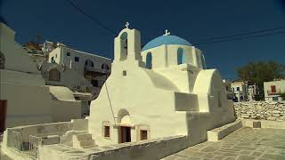 Discovering the island of Ios (Greece - Cyclades)
