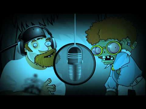 Wabby Wabbo by Cray Z Plants vs. Zombies Hip Hop Video