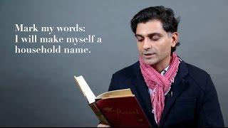 Anosh Irani on his award-nominated novel