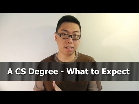 Vlog What to expect in a Computer Science course