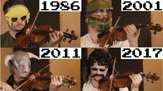 Evolution of Game Music   1972-2017