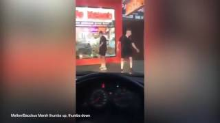Shop owner has threatening, foul-mouthed tirade against teen girl