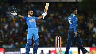 Shikhar Dhawan motivated by competition for India spots