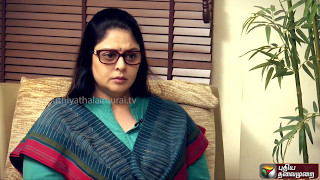 Exclusive Interview With Actress Nagma ( Mahila Congress General Secretary )  | Promo | 10/05/2017