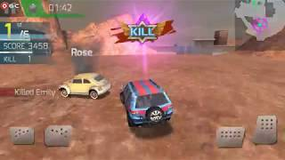 Demolition Derby 3D / Monster Car Crashing Games / Android Gameplay