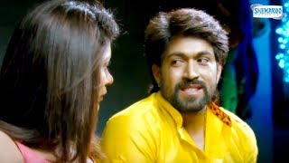 GajaKesari Kannada Movie Clip - Yash with prostitue