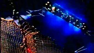 """Flying trapeze display/ Big Apple Circus 2003 """"Carnevale""""! production"""