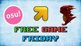 osu!, Stepmania & Firewing 64 - Free Game Friday