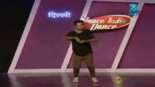 Best Popping Dance By An Indian(Rahul)-Dance India Dance-3