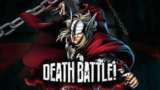 Thor Ragna-Rocks Into DEATH BATTLE