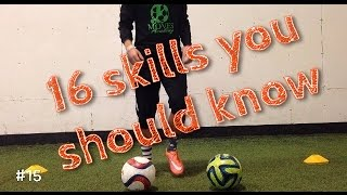 How to improve your Ball Control, Footwork and Ball Skills