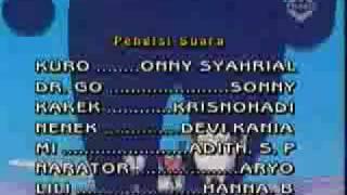 cyborg kurochan Ending INDONESIA