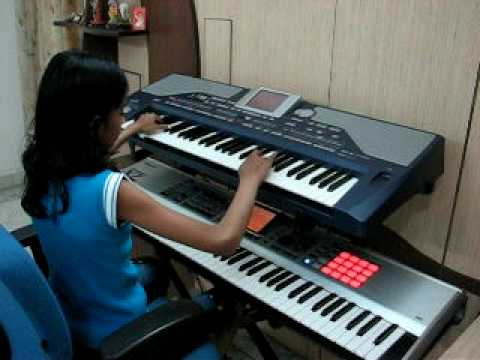 Xxx Mp4 Kati Patang Yeh Jo Mohabbat Hai Indian Instrumental Keyboard Song Performed By 10 Year Old 3gp Sex