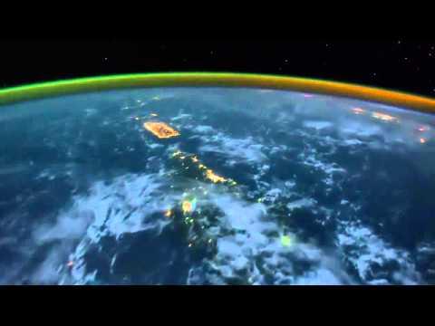 Filmato mozzafiato dallo Spazio NASA