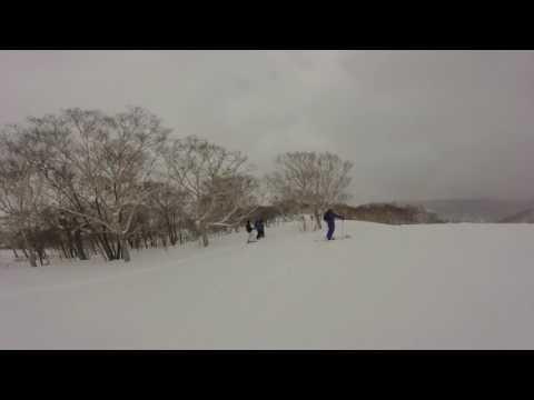 Niseko Day 3- Off Piste, Powder Search