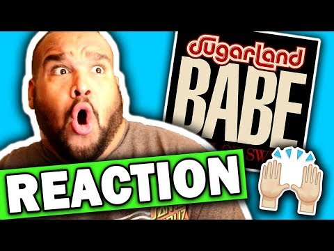 Sugarland ft. Taylor Swift - Babe [REACTION]