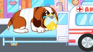Cute Pet Care Learn to Take Care of Puppy | Fun Kids Game For Preschool And Children