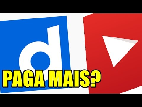 🔴 Dailymotion vai Quebrar o Youtube? Paga bem? Vale a pena ?