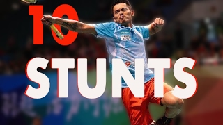 10 RARE Shots/Stunts from the One and Only LIN DAN