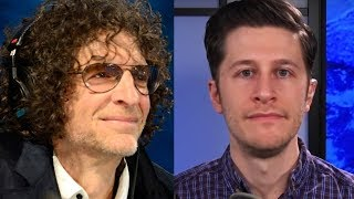David Pakman's Medical Advice Cited on Howard Stern Show